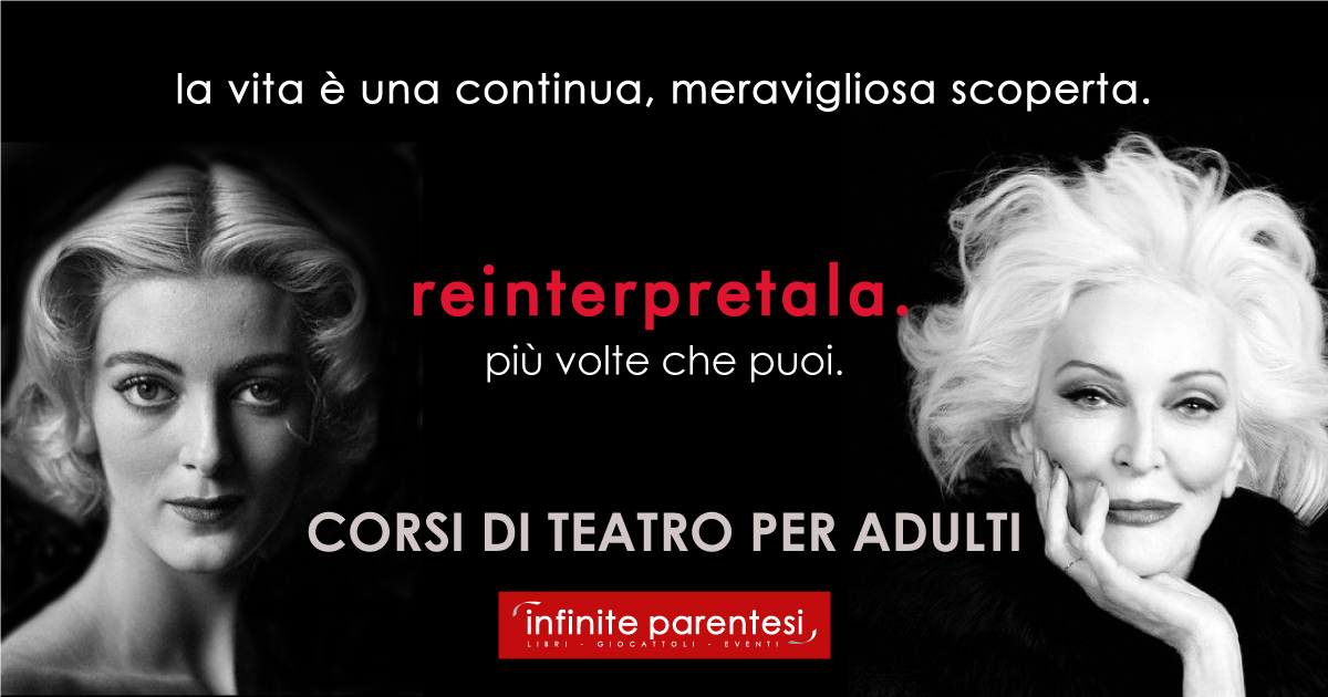 laboratorio di teatro per adulti